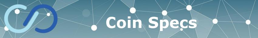 """""""Infinex Coin Specs"""""""