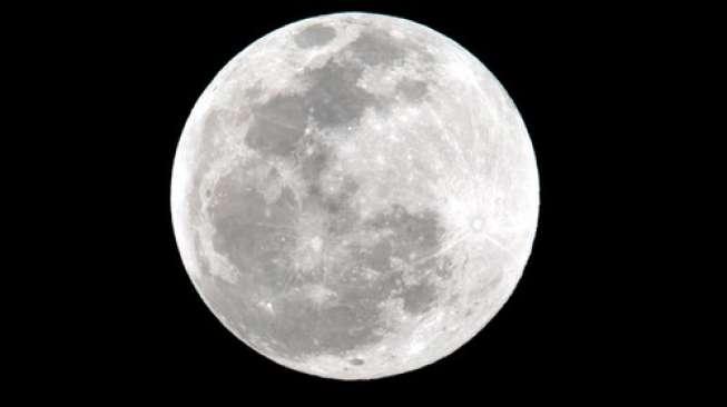 Ilustrasi Bulan. (Shutterstock)