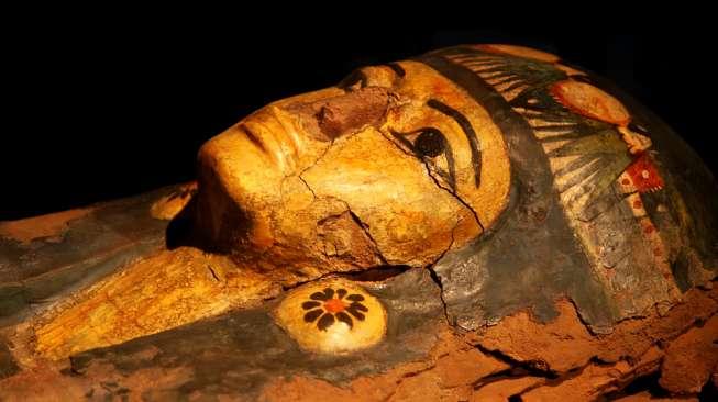 Ilustrasi Mesir kuno. (Shutterstock)