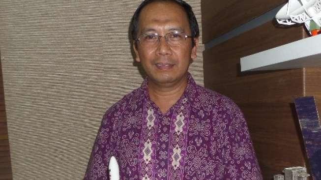 Kepala LAPAN, Thomas Djamaluddin. (suara.com/Pebriansyah Ariefana)