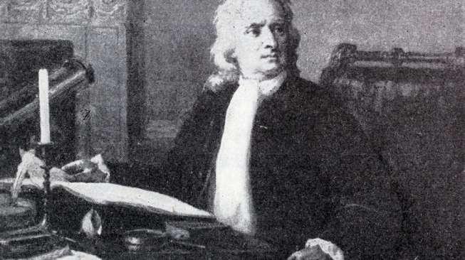 Isaac Newton (Shutterstock)