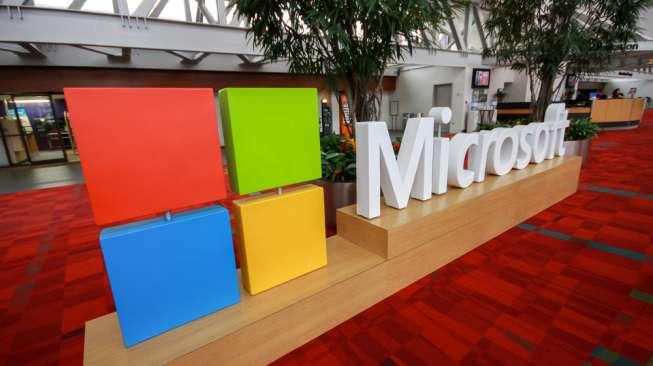 Logo Microsoft (Shutterstock)