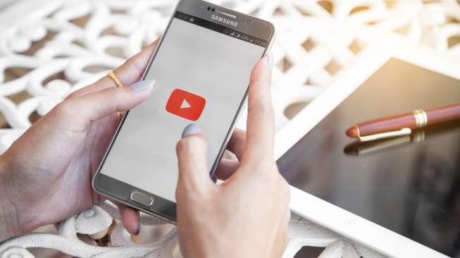 Logo YouTube. [Shutterstock]