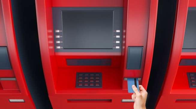 Ilustrasi ATM. (shutterstock)