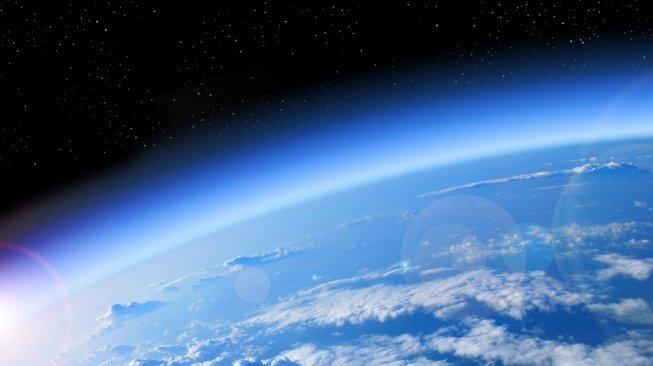 Lapisan ozon [Shutterstock]