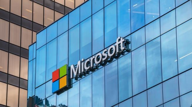Salah satu kantor Microsoft. [Shutterstock]