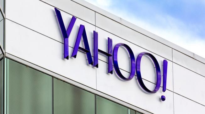 Pusat Yahoo, di Sunnyavale, Amerika Serikat. Sebagai ilustrasi [Shutterstock].