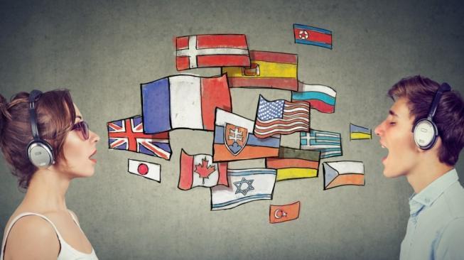 Ilustrasi bahasa. (Shutterstock)