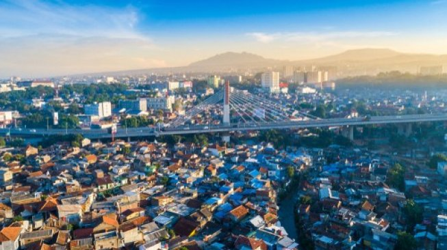 Kota Bandung. (Shutterstock)