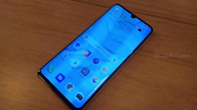 Huawei P30 Pro. [Suara.com]