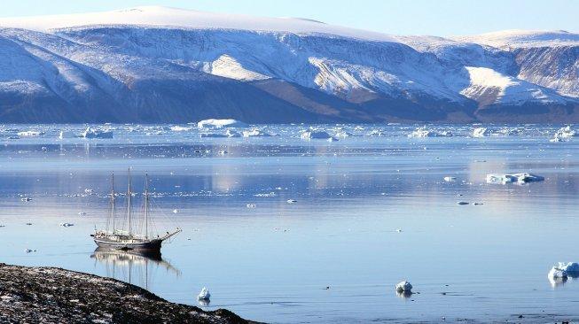 Ilustrasi Greenland (Pixabay/Lurens)