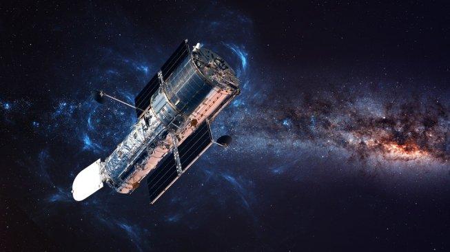 Teleskop Hubble. [Shutterstock]