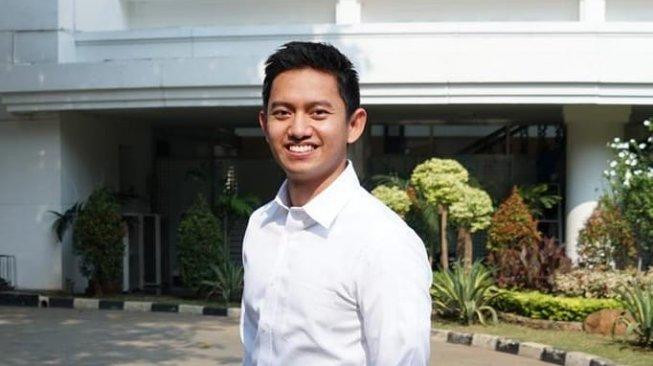 Belva Devara, CEO RuangGuru yang jadi staf khusus Presiden Jokowi. (Dok. Instagram)