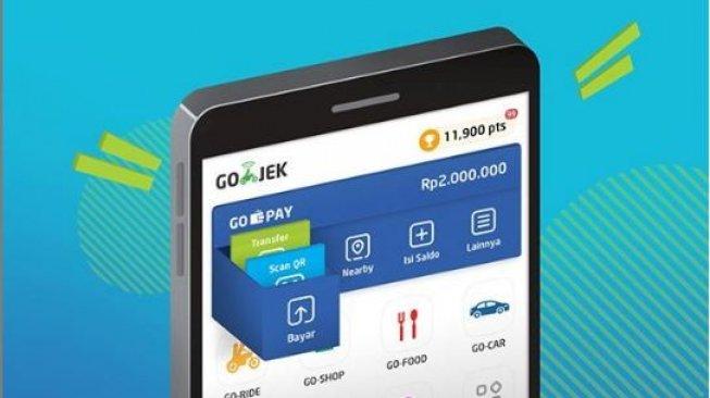 Gopay [Instagram Gopay Indonesia]