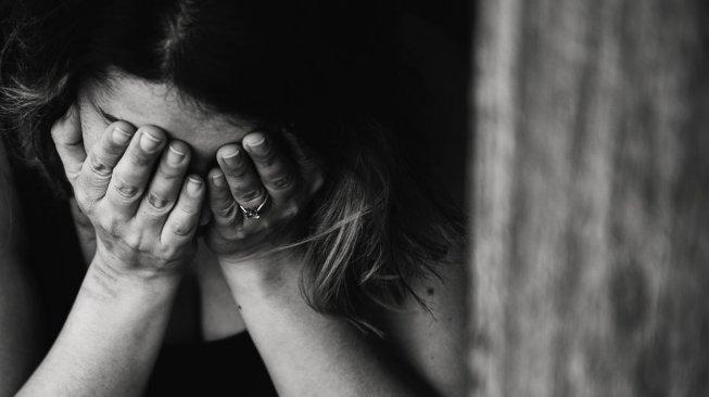 Ilustrasi depresi. [Shutterstock]