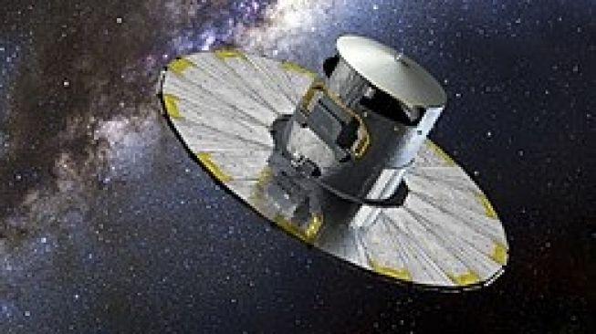 Teleskop Gaia. [Wikipedia]