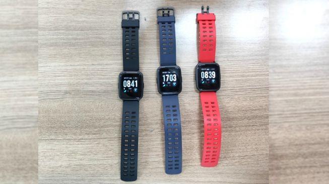 Jam tangan cerdas Advan StartGo S1 yang dijual seharga Rp 499.000 per unit meluncur pada Rabu (22/1/2020). [Dok Advan]
