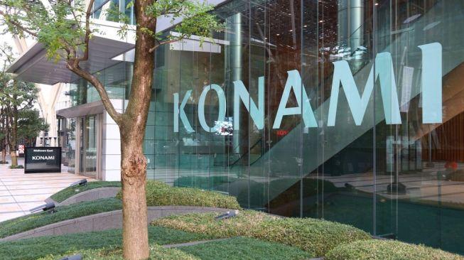 Konami. [Shutterstock]