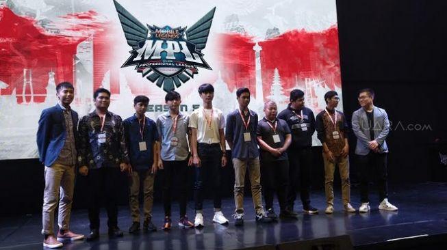 MPL Season 5 siap dipentaskan di Jakarta [Suara.com/Tivan Rahmat].