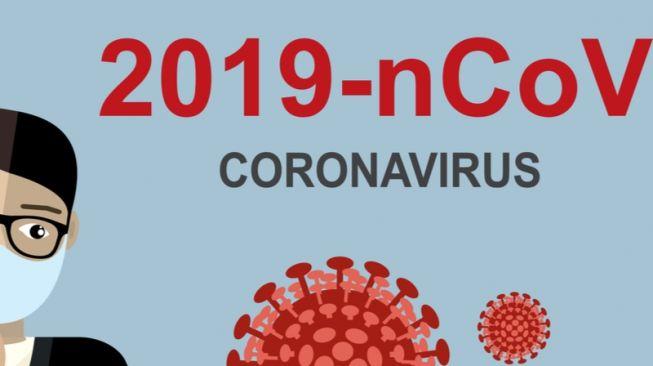 Ilustrasi virus Corona (coronavirus) Wuhan. (Shutterstock)