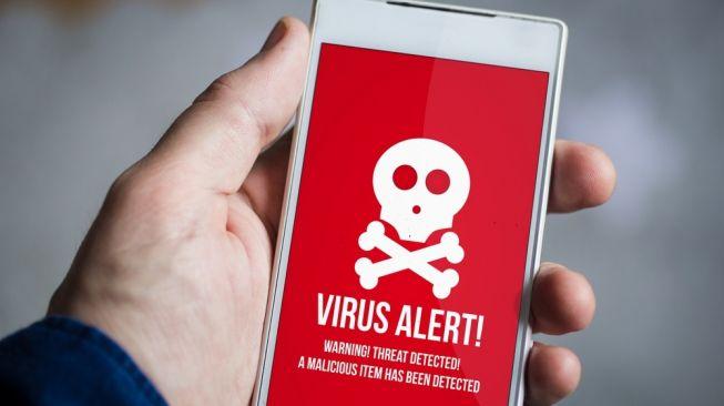 Malware di smartphone. [Shutterstock]