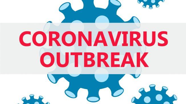 Ilustrasi virus corona (coronavirus) Covid-19. (Shutterstock)