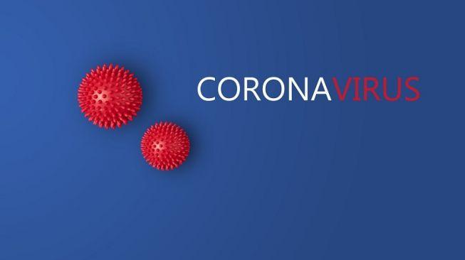 Ilustrasi Virus Corona. [Shutterstock]