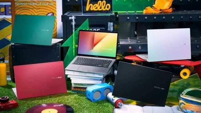 Laptop Asus VivoBook S14 S433 diluncurkan di Indonesia, Jumat (8/5/2020). [Dok Asus Indonesia]