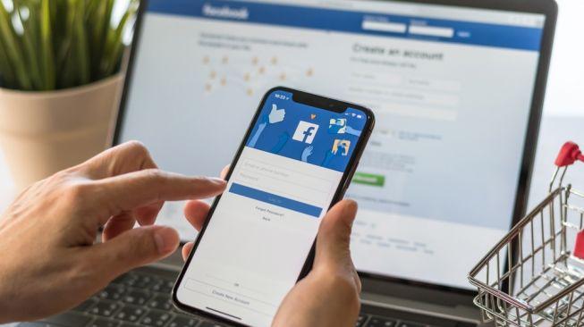 Facebook. [Shutterstock]
