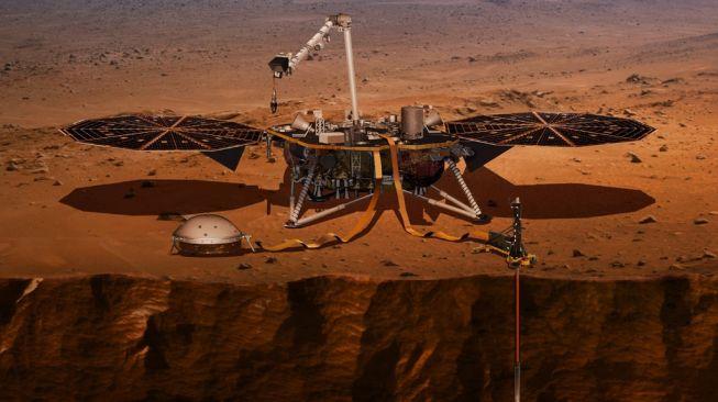 Mars Insight. [NASA]