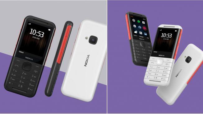 Nokia 5310 dijual di Indonesia seharga Rp 600.000. [Dok HMD Global]