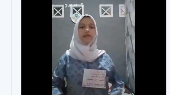 Video Almira Taraktakdung (Twitter).