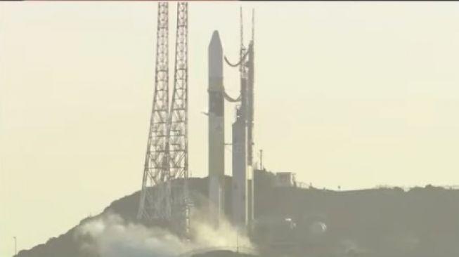 Peluncuran Hope sukses ke Mars. [YouTube/@Hope Mars Mission]