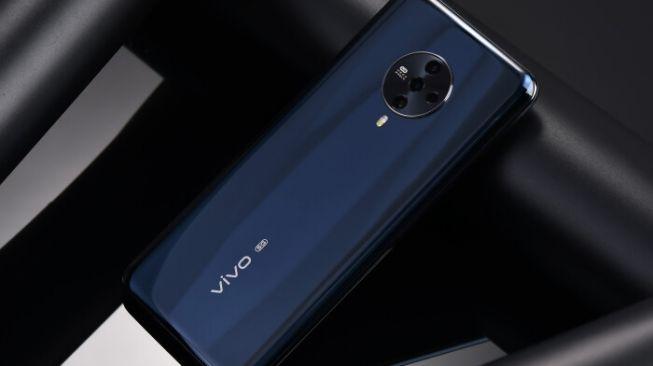 Vivo S7 akan meluncur pada 3 Agustus pekan depan. Foto: Vivo S6. [Vivo.com.cn]
