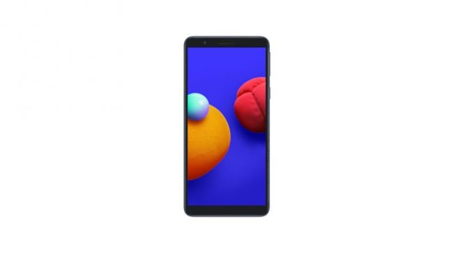 Samsung Galaxy M01 Core. [Samsung]