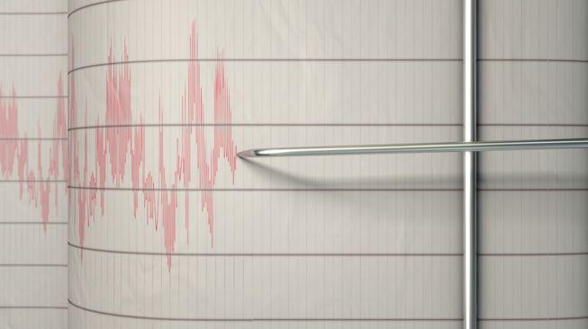 Ilustrasi gempa bumi (shutterstock).