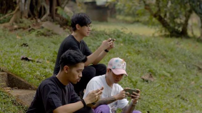Personil Weird Genius [YouTube/@PUBG Mobile Indonesia]