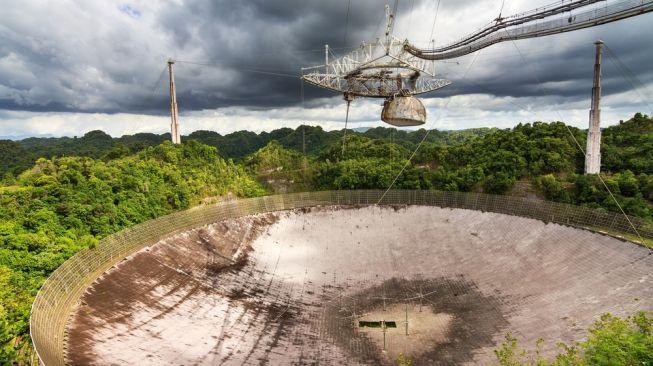 Observatorium Arecibo. [Shutterstock]