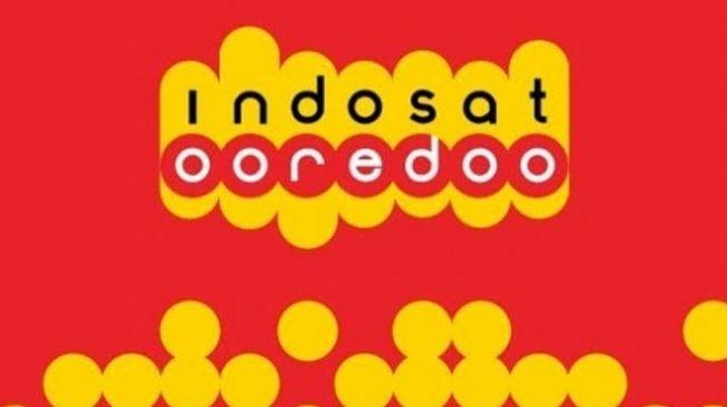 Logo Indosat. (Indosat)