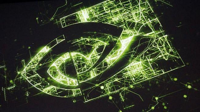 Logo Nvidia. [dok. Nvidia]