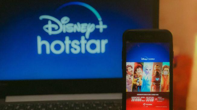 Kolaburasi Telkomsel x Disney+ Hotstar. [Telkomsel]