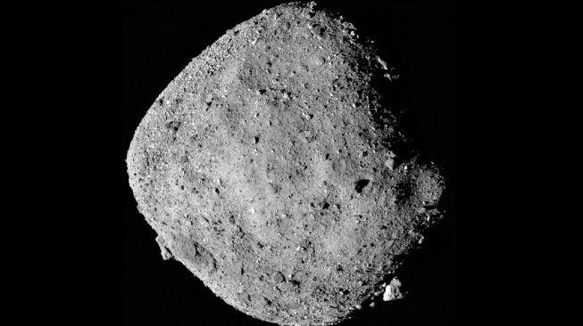 Asteroid Bennu. [Jpl/NASA/gov]