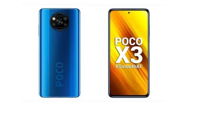 Poco X3 NFC akan diluncurkan di Indonesia pada 15 Oktober besok. [Dok Poco India]