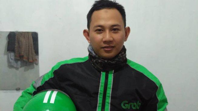 Riyan, driver ojol yang jadi dosen di Fakultas Peternakan UGM. [Dok. UGM]