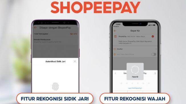 Fitur baru Shopeepay. [Shopeepay]