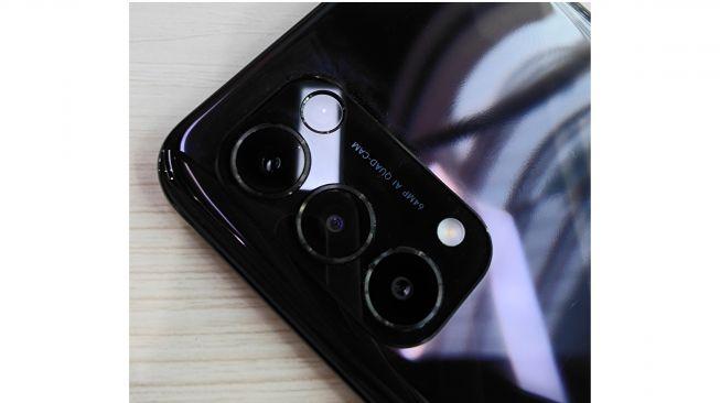 Spesifikasi Oppo Reno5 kembali diungkap. Kali ini dipastikan bahwa ia menggunakan kamera 64 MP. [Dok Oppo Indonesia]