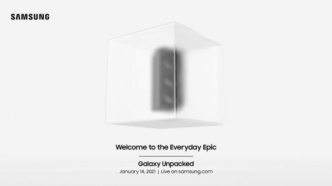 Diprediksi bocoran tanggal peluncuran Samsung Galaxy S21. [Samsung Indonesia]