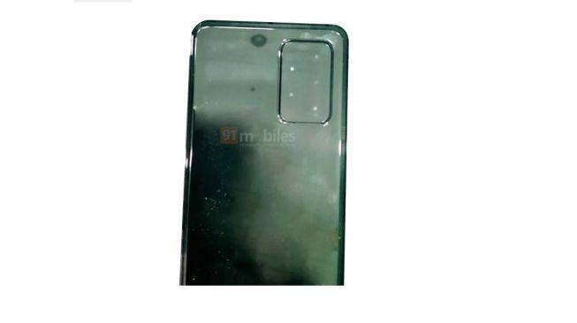 Bocoran Samsung Galaxy A52 5G. [91Mobiles.com]