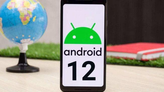 Ilustrasi Android 12. [Gizchina]