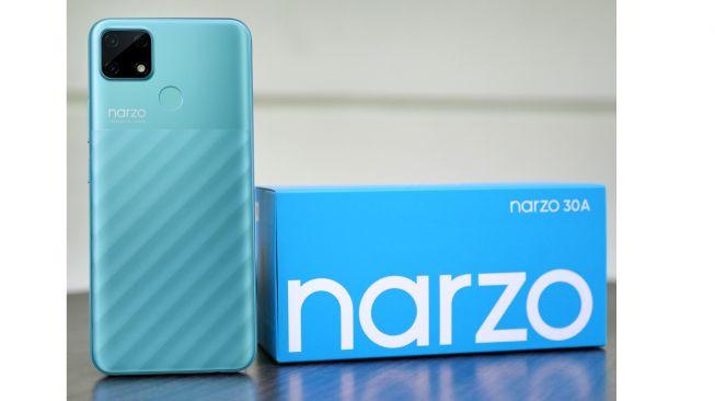 Realme Narzo 30A akan diluncurkan pada 3 Maret 2021. [Dok Realme Indonesia]